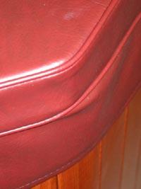 Hot Tub Cover Radius Corner